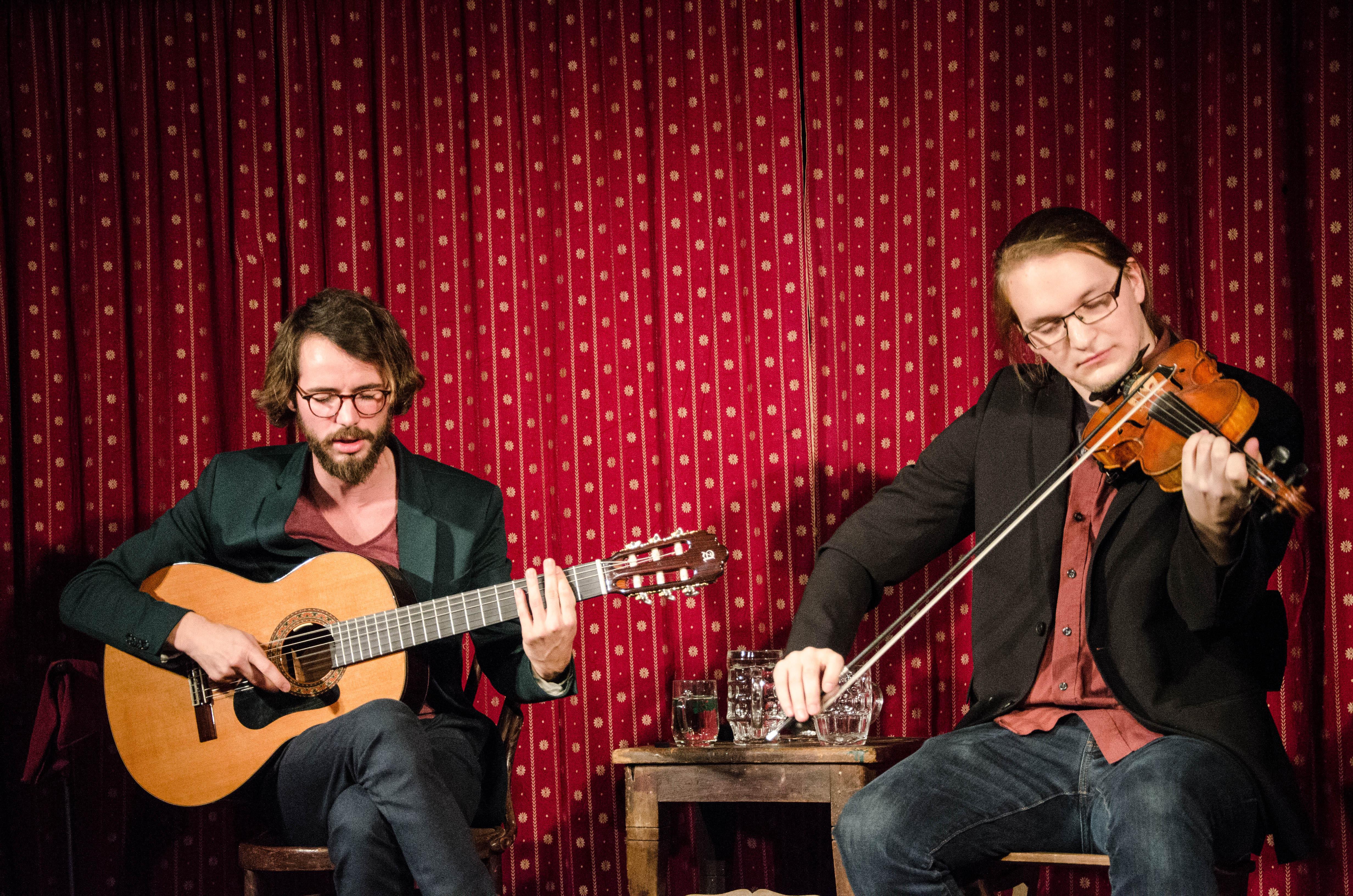 David Stellner Duo