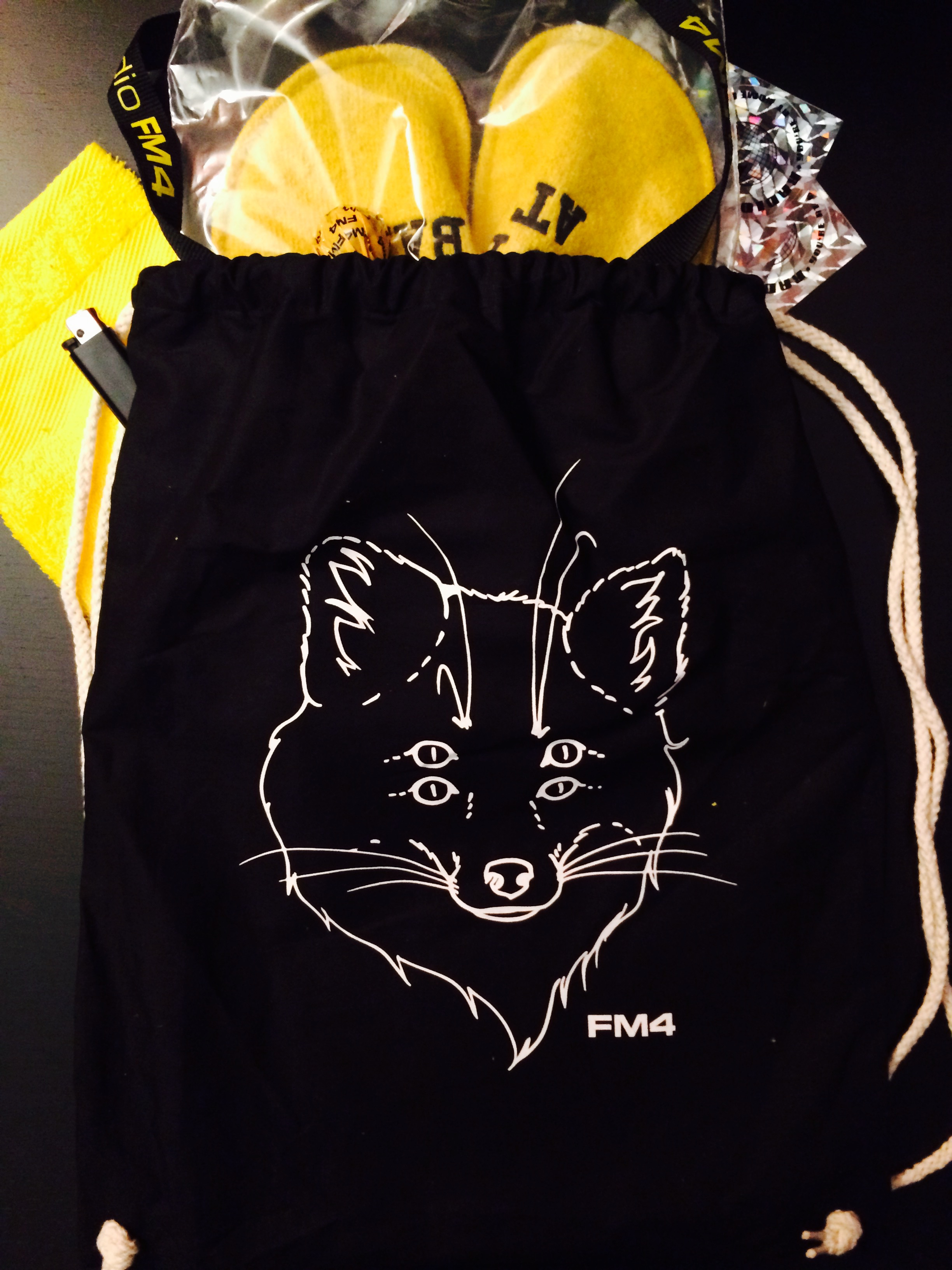 FM4 Goodie Pack