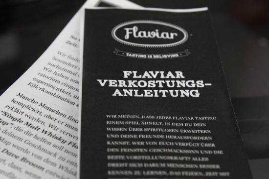 Flaviar Alkohol Wöss fm5 testbericht