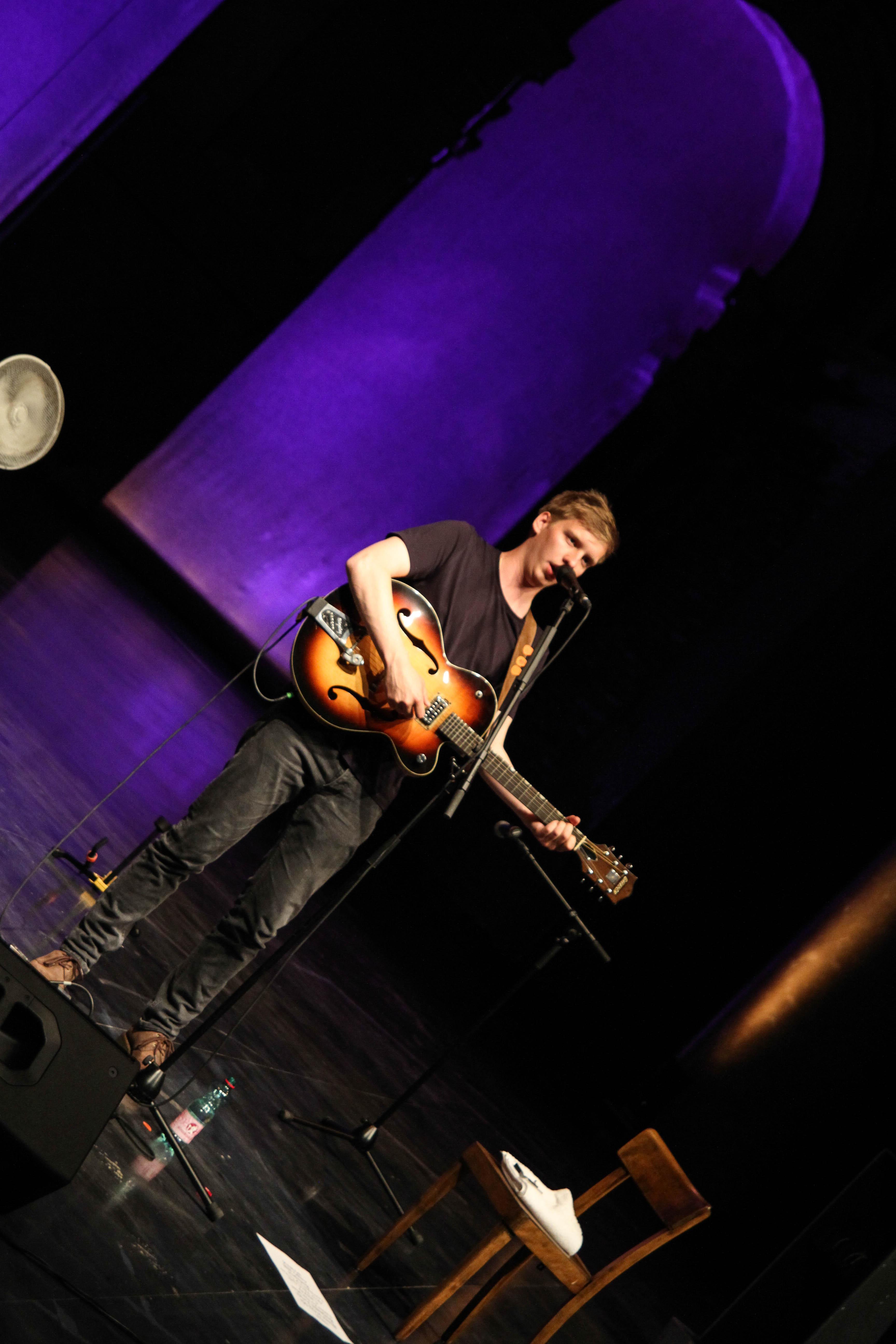 George Ezra Wien Odeon 2014 Wöss fm5