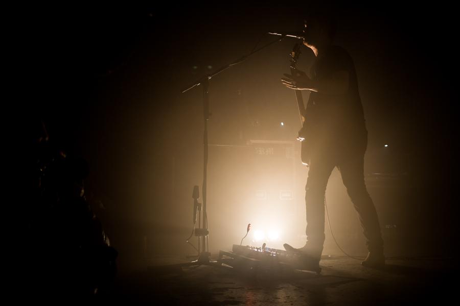 Mike Kerr Live 2014