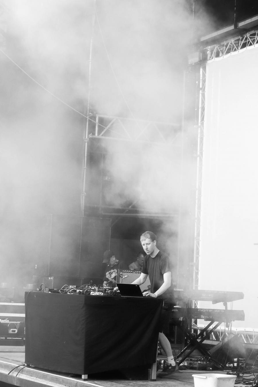 Flying Lotus / Thundercat / Dorian Concept / Jameszoo @ Arena Wien