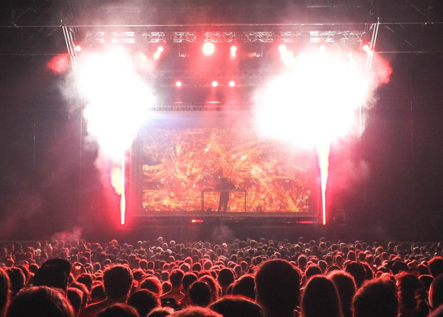 Flying Lotus / Thundercat / Dorian Concept / Jameszoo @ Arena WienFlying Lotus / Thundercat / Dorian Concept / Jameszoo @ Arena Wien