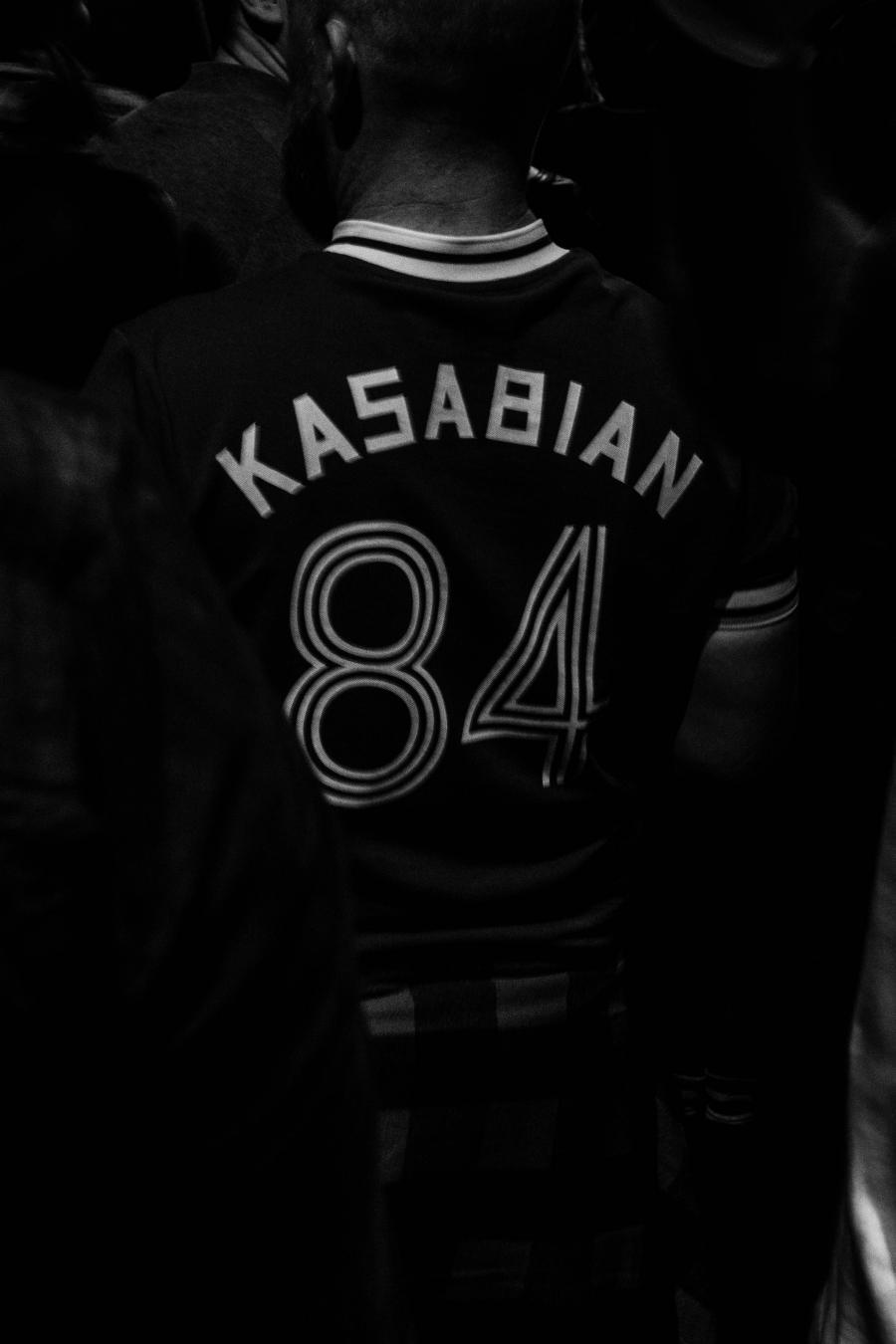 Kasabian by Giovanett Janis
