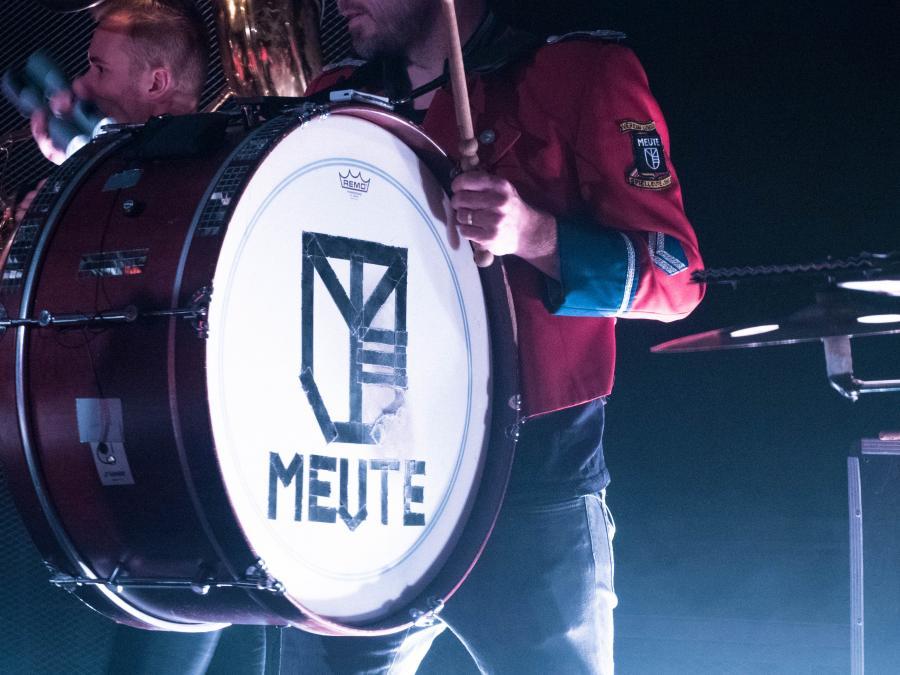 Meute // Pic by Giovanett Janis