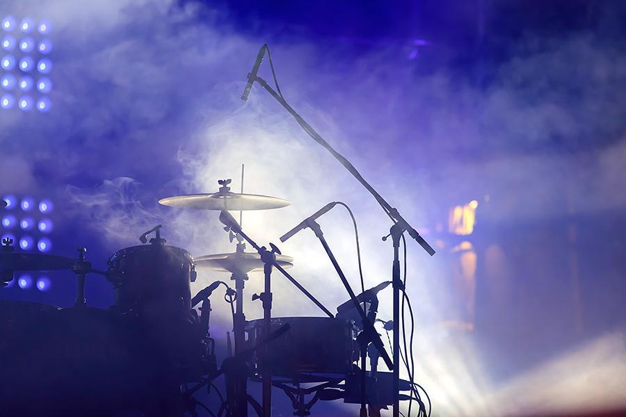 Grossstadtgeflüster - Schlagzeug