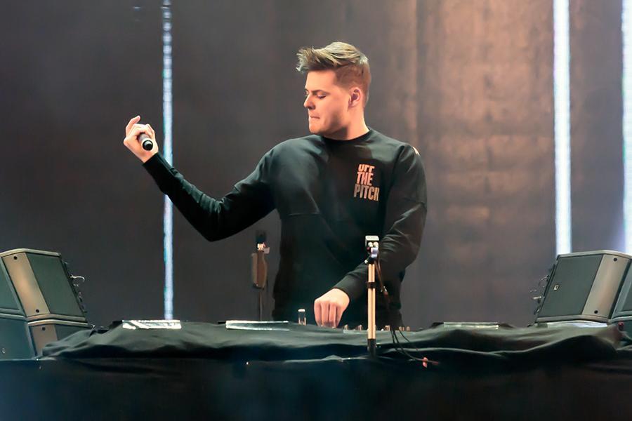 DJ Hugel