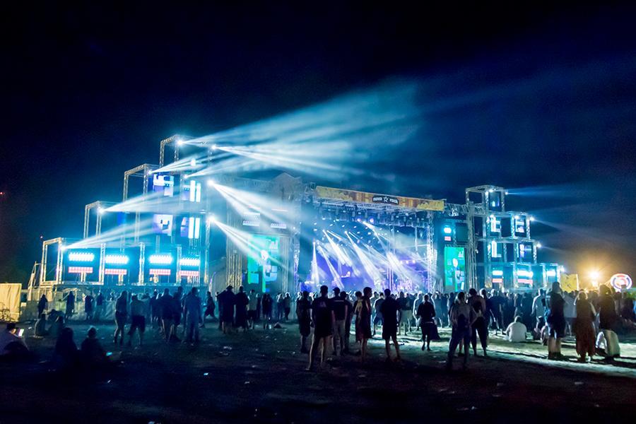 Nova Rock 2018 - Red Stage