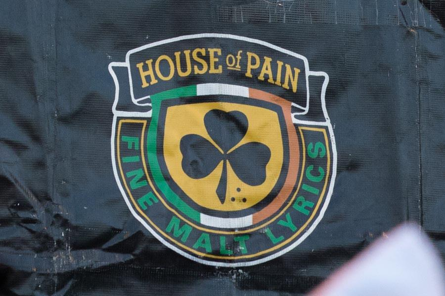 House Of Pain Logo