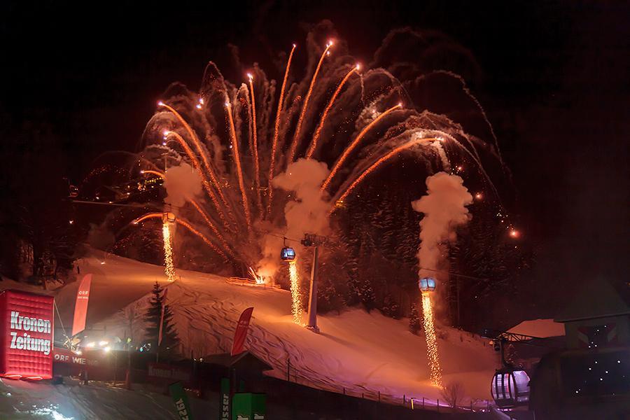 Sound & Snow 2019 - Feuershow