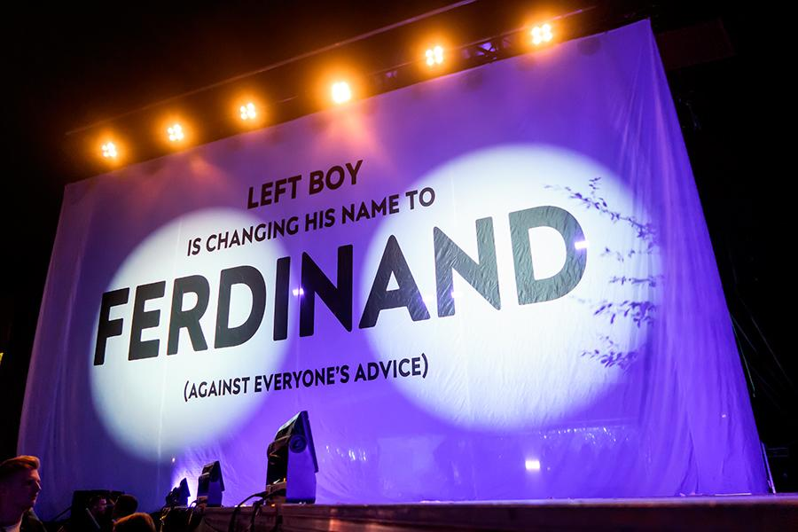 Ferdinand f.k.a Left Boy