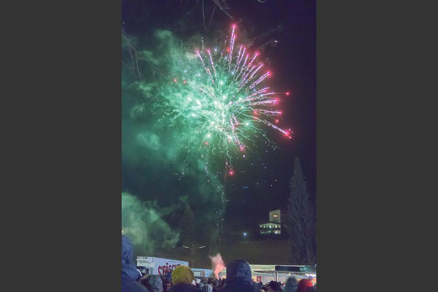 Wanda - Feuerwerk