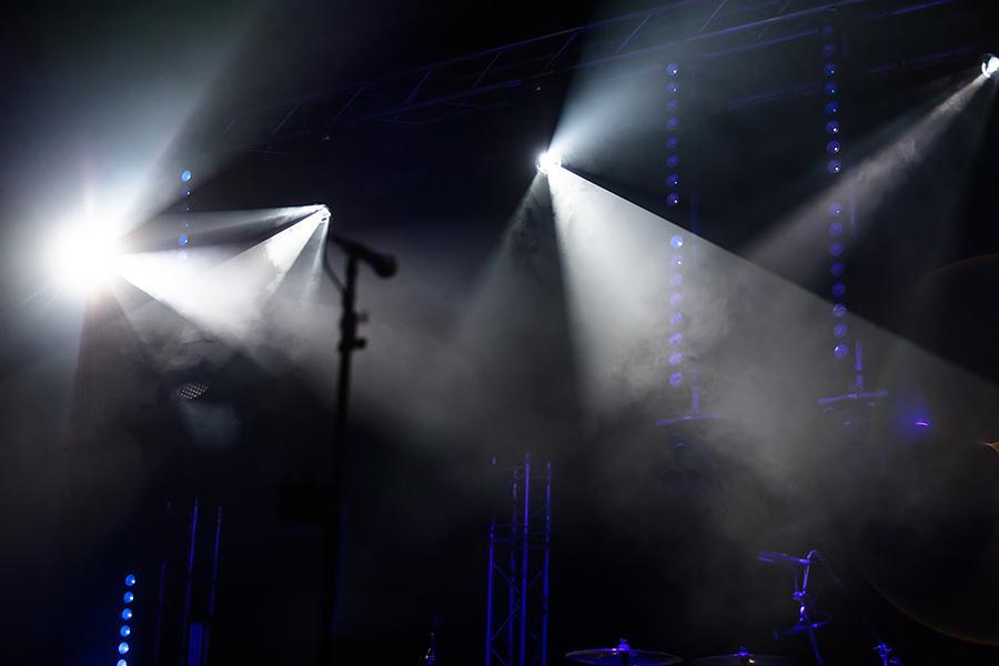 Moosburg-Konzertbühne