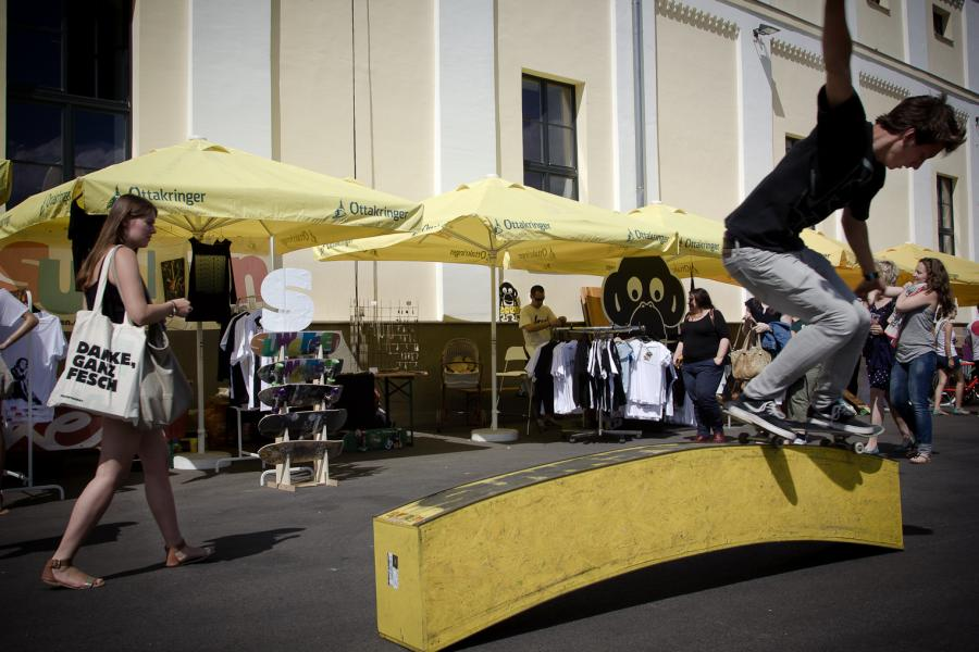 suwereen skateboards - Feschmarkt#8