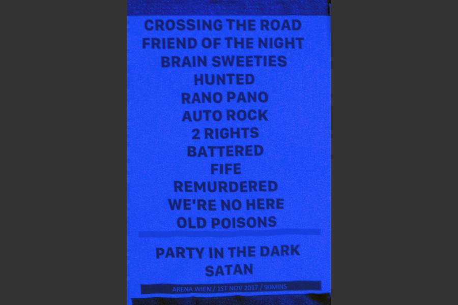 Mogwai Setlist 01.11.2017