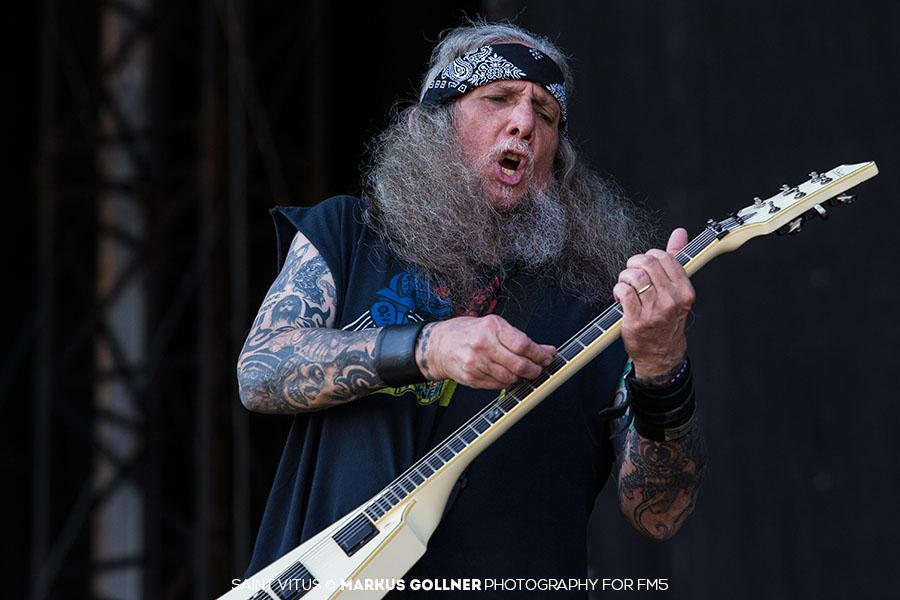 Saint Vitus - Rock In Vienna 2015 Markus Gollner for FM5