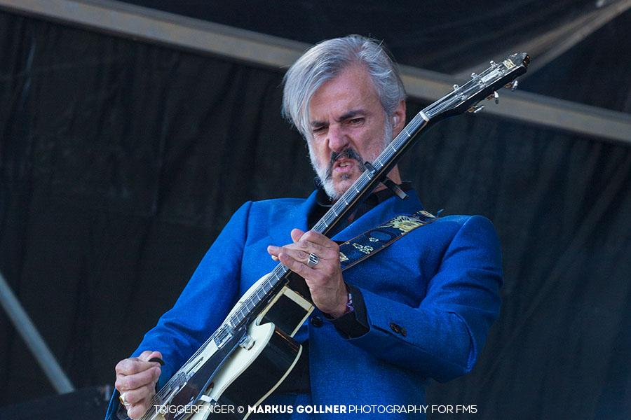 Triggerfinger - Rock In Vienna 2015 Markus Gollner for FM5