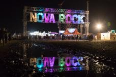 Nova Rock Festival - Entrance